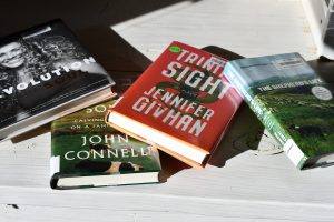 Books read over the holiday: Seane Corn's Revolution of the Soul, John Connell's The Farmer's Son, Jenniver Givhan's Trinity Sight, and James Rebanks' The Shepherd's Life